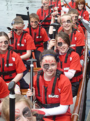 Athy Dragon Boat Regatta 2012