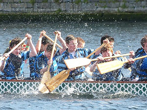 Dragonboat Schools Project 1